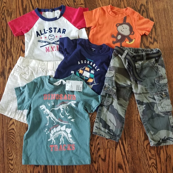 OshKosh B'gosh Other - 6 Piece Lot 18M Boy